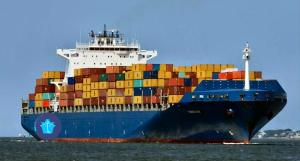 BUXCOAST departs Charleston, South Carolina