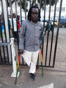filename.xxx lephantiasis standing at entrance of his place of employment-Harare Zimbabwe 16062016 (112)
