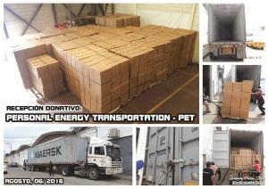 PET-Personal Energy Transportation